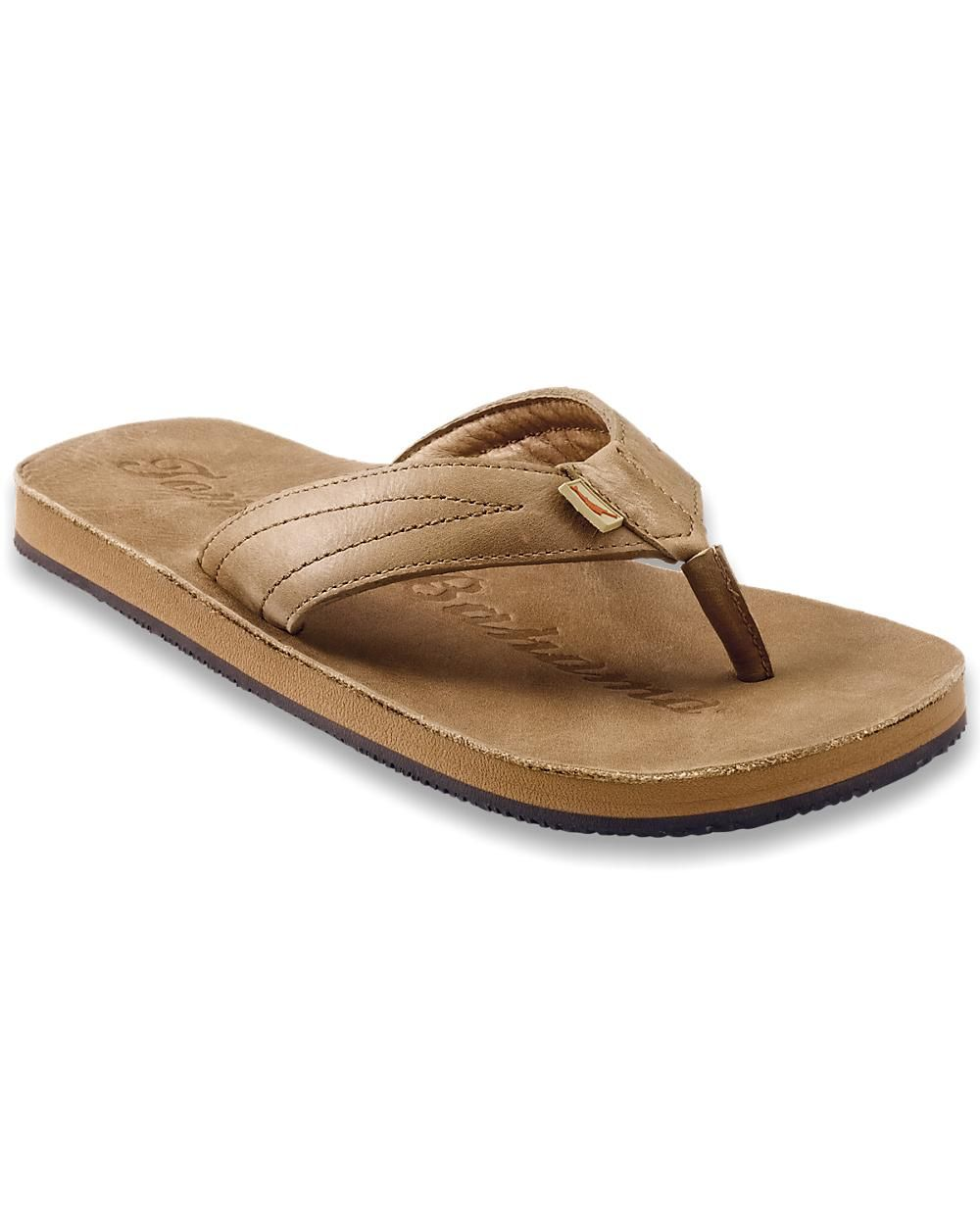 Perfekt Tork Leather Sandals Men