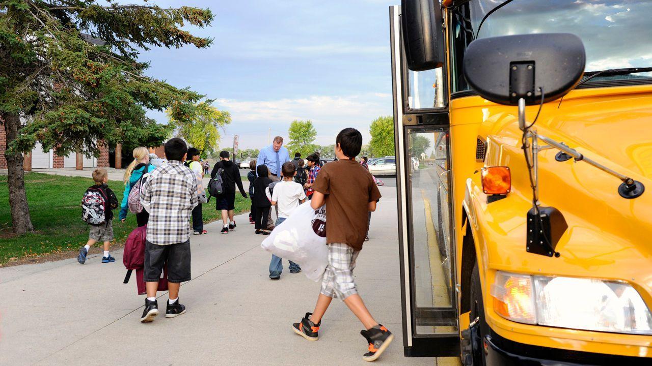 Back to school crisis Lack of school bus drivers plagues