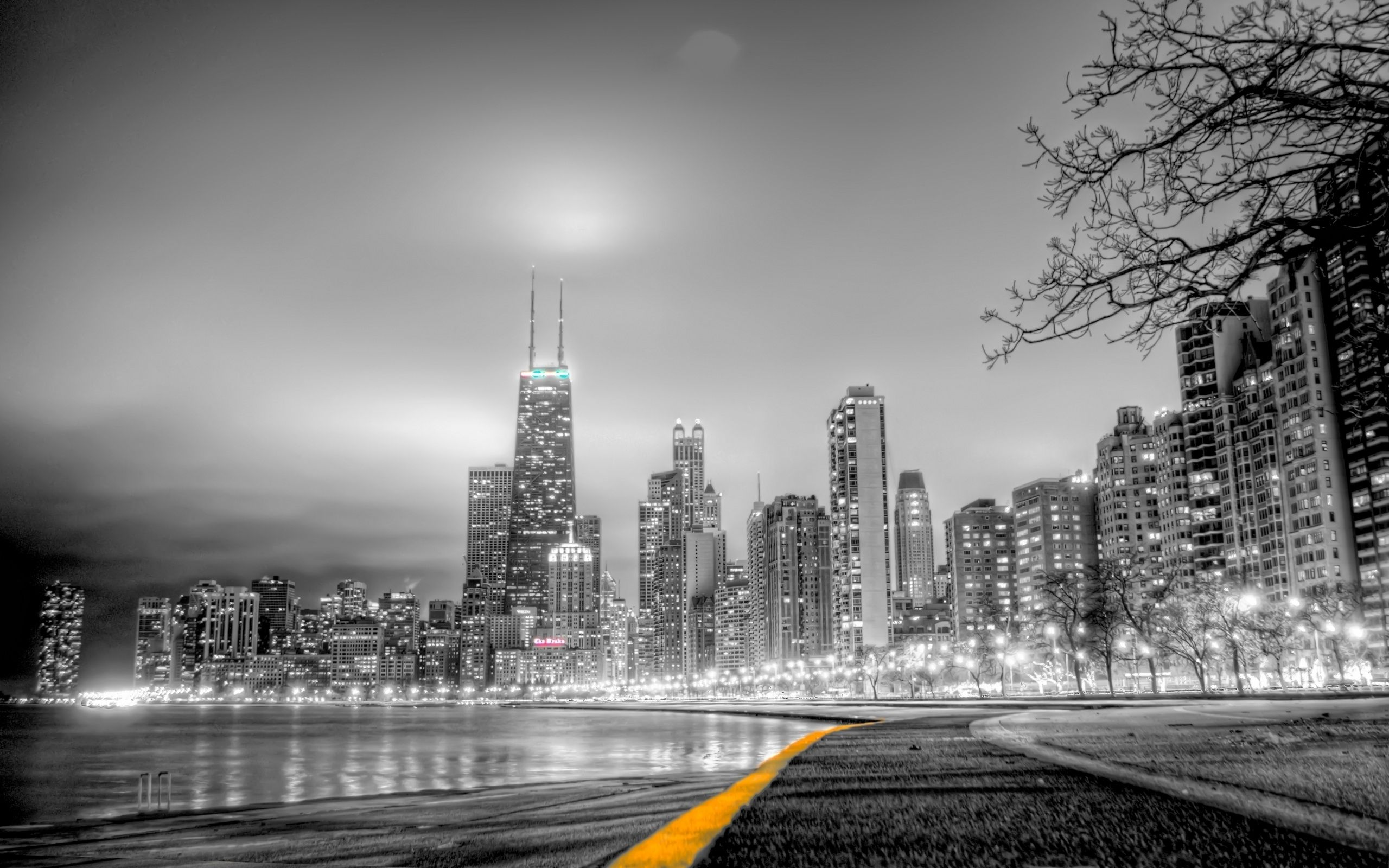 Black And White City Picture #3748 Wallpaper | Skylines in ...