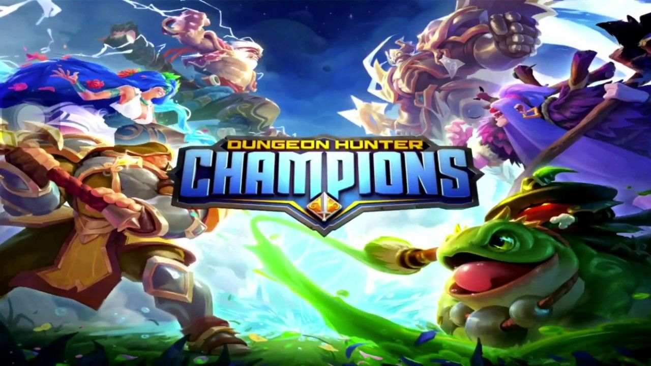 Dungeon Hunter Champions Mobile Rpg With Moba Game Cheat And Hack