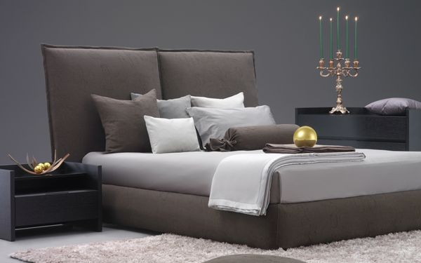 Camere Da Letto Flou.Angle Bed By Flou With Removable Cover Also Available As