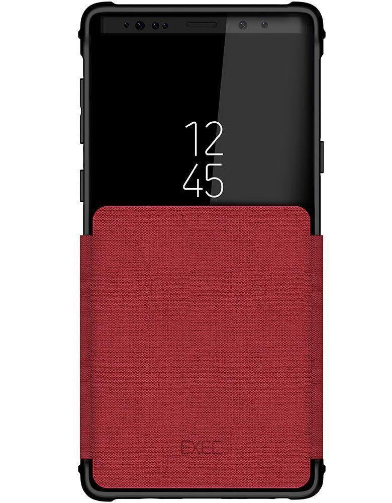 wholesale dealer a9d13 e2bb8 Ghostek Exec 3 Series Credit Card Flip Wallet Case for Samsung ...