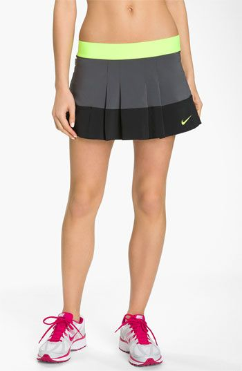 Nike Pleated Woven Tennis Skirt Pleated Tennis Skirt Tennis Fashion Tennis Skirts