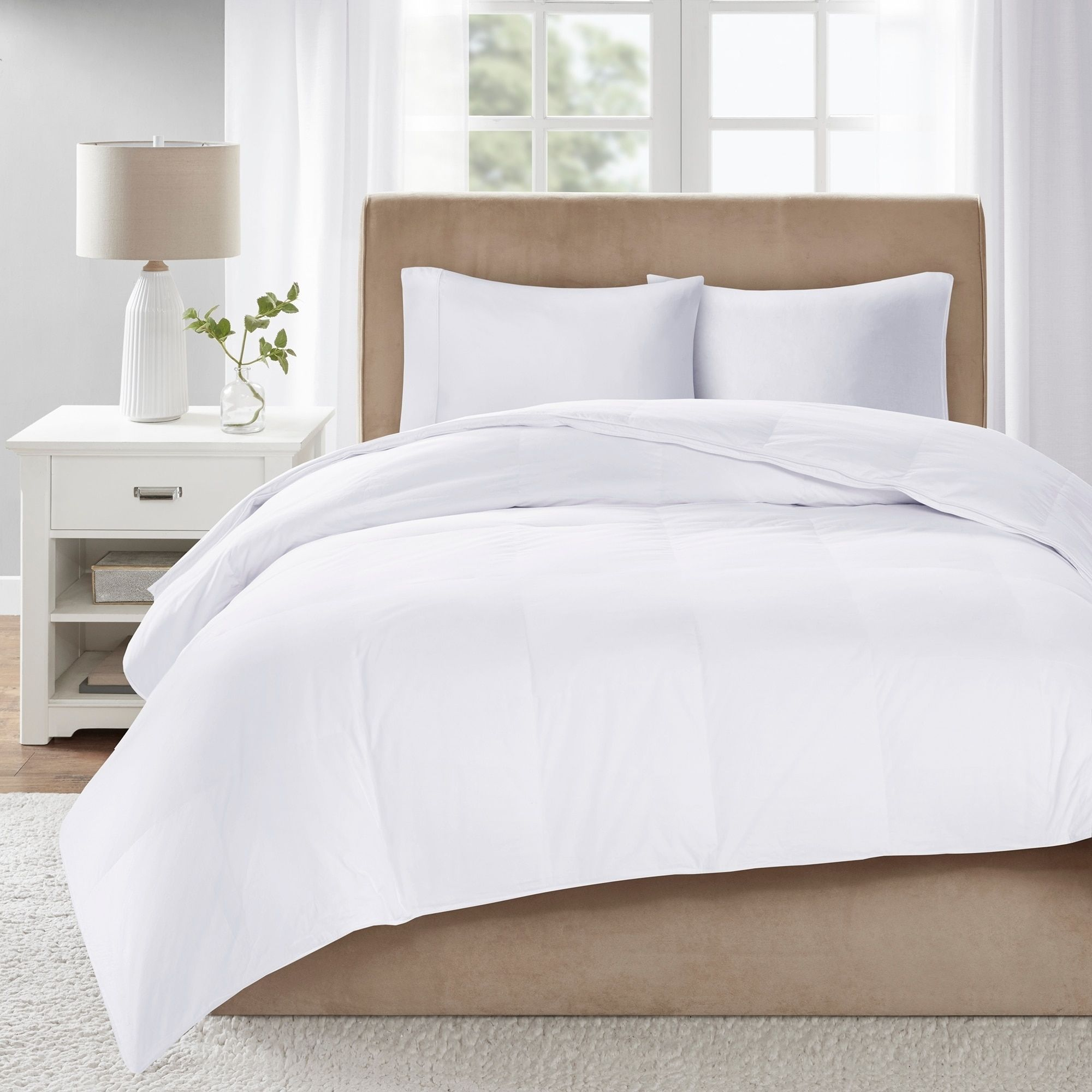 True North By Sleep Philosophy Level 3 White 300 Thread Count