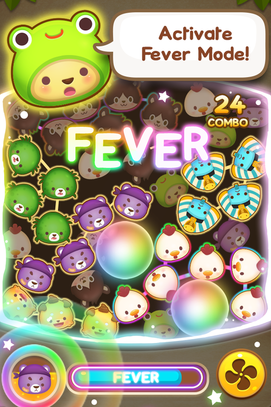Puchi Puchi Pop Google Play Store Games Hello Kitty