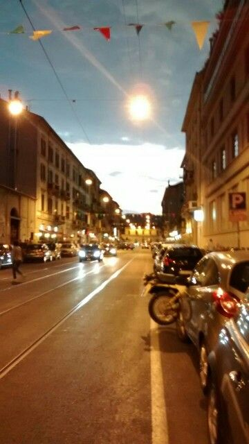 Via Vigevano, Milano   Places lived and loved   Pinterest