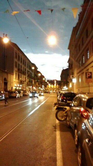 Via Vigevano, Milano | latteneve | Pinterest
