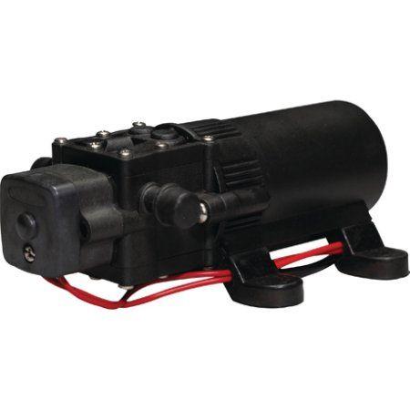 Johnson Pump 10-22020-101 WPS Water Pump 12V, 1.1 GPM, Assorted