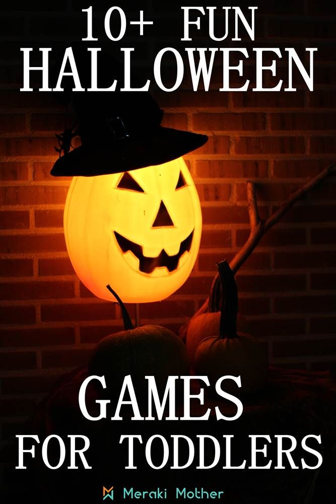 10 Fun Halloween Games For Toddlers Kids Diy Projects Crafts