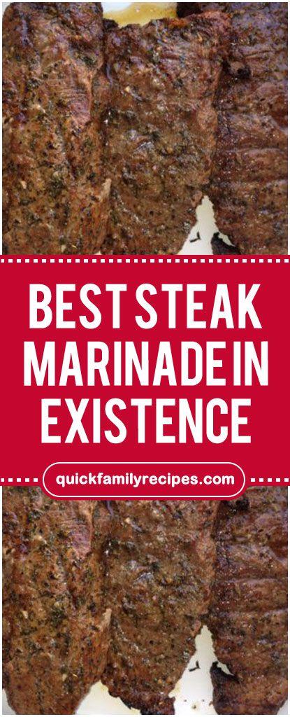 Best Steak Marinade in Existence  #easyrecipe #delicious #foodlover #homecooking #cooking #cookingtips #beeffajitamarinade