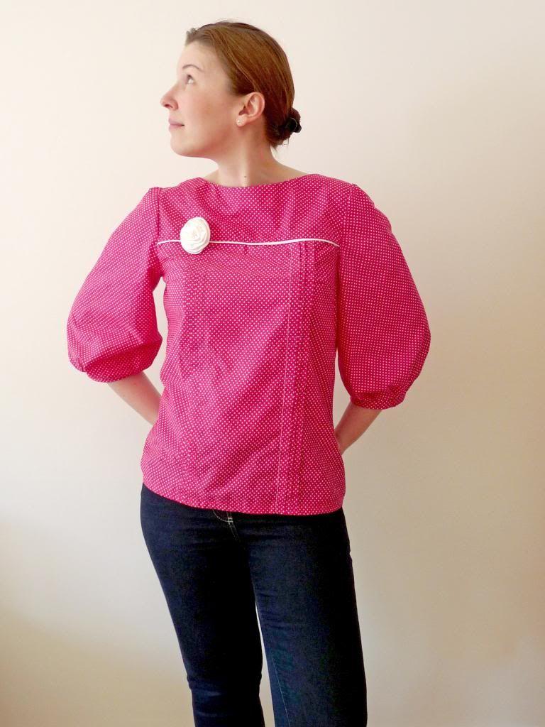 Bake. Sew. Craft.: Mathilde Blouse