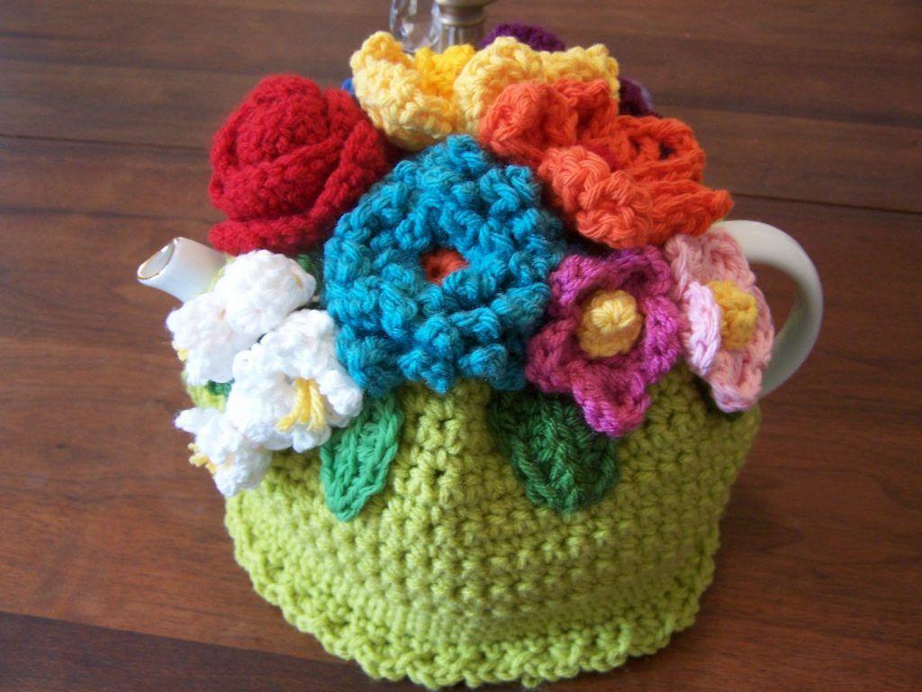 10 Free Tea Cozy Crochet Patterns Youll Love Making Tea Cosy