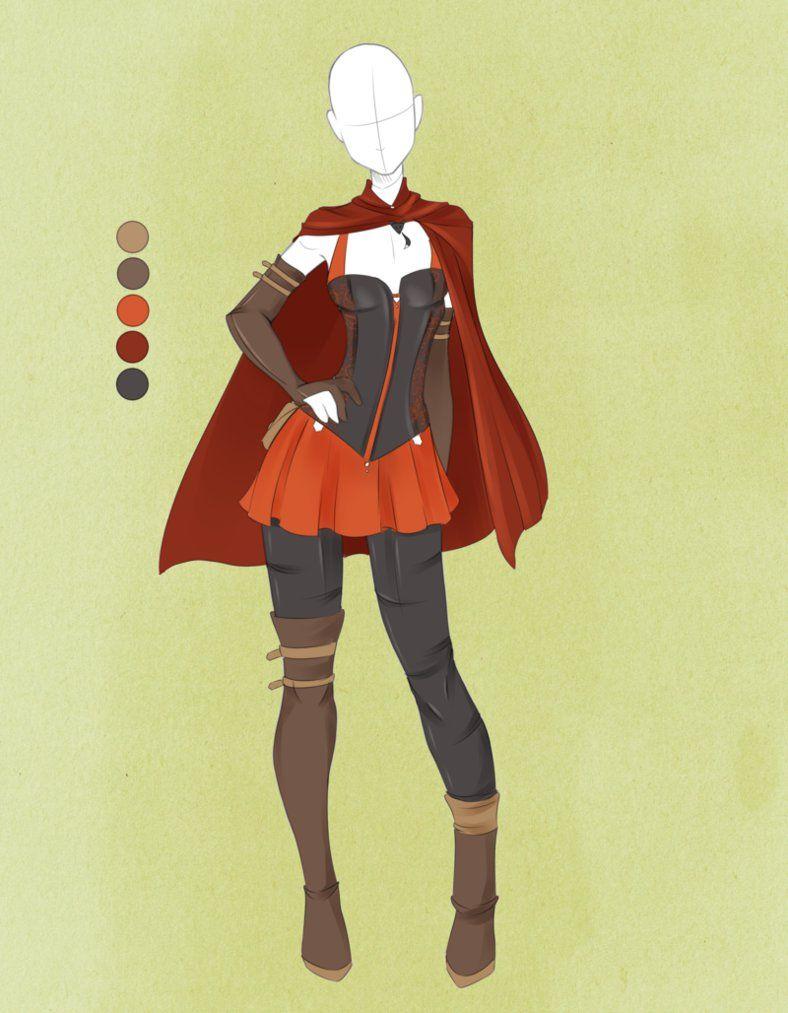 anime girl outfits ideas