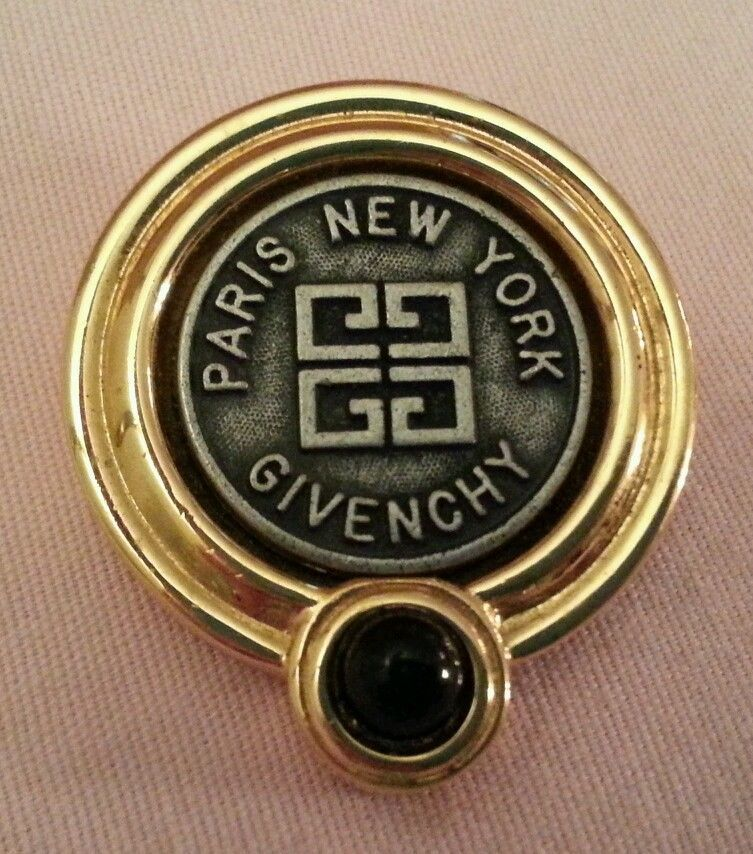c95b2707e1f6e Details about Vintage Kramer of New York White Rhinestone Pin Brooch ...