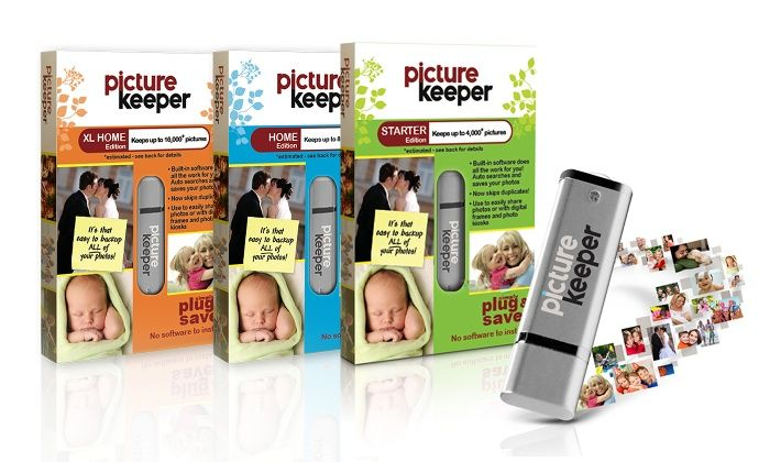 Picture Keeper Photo-Storage Device | Groupon