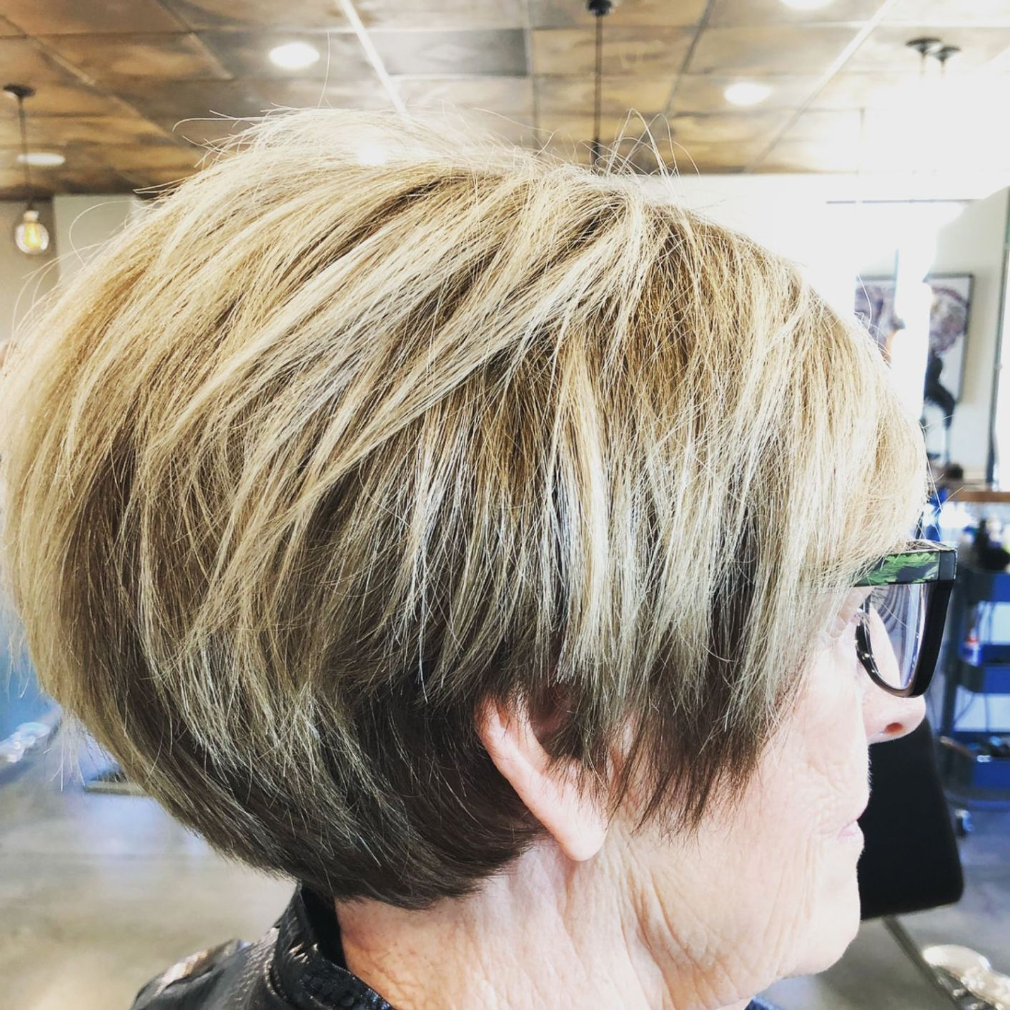 The Best Hairstyles and Haircuts for Women Over 12  Thick hair