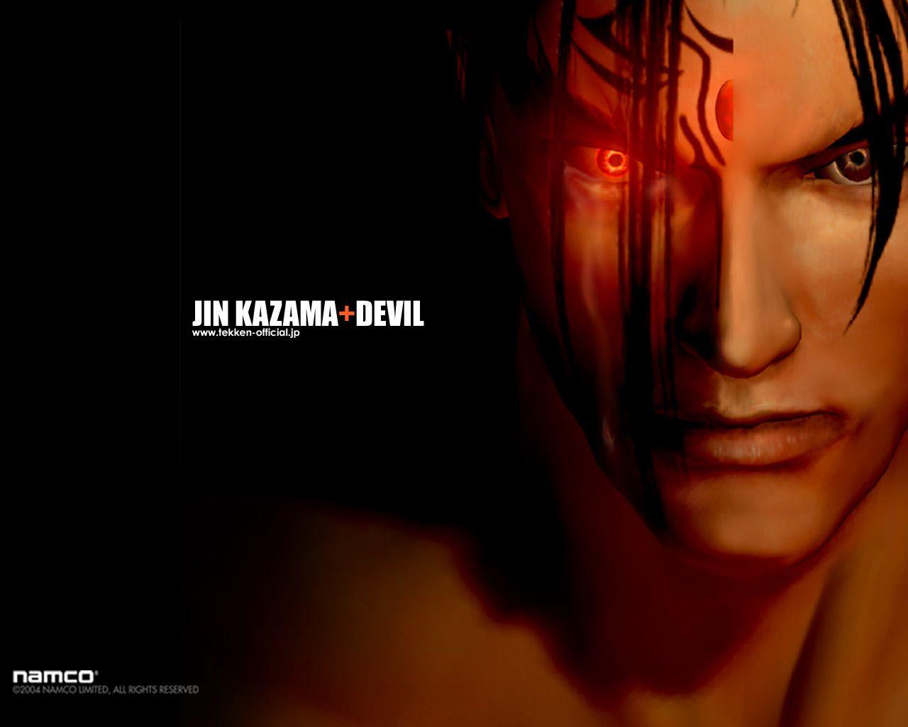 Jin Kazama Devil Video Games Jin Kazama Devil Wallpaper