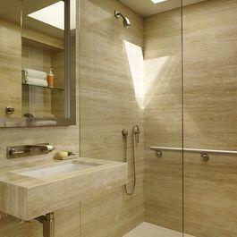 Ranch House Bathroom Renovation  Contemporary  Bathroom Interesting Bathroom Design Company Inspiration Design