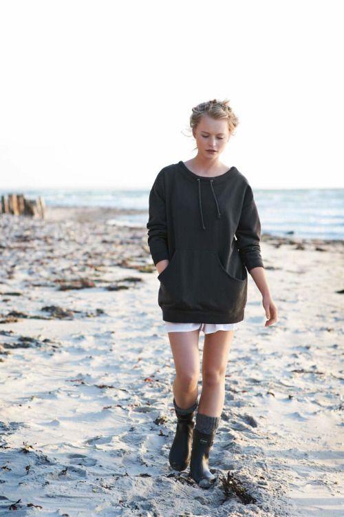 5c5930c23f Winter beach walk | Beach Vacation Outfits | Fashion, Beach, Winter ...