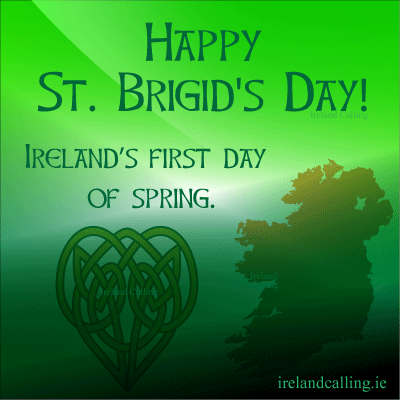 Happy St. Brigid's Day! Traditionally in Ireland it is regarded as the 1st of February. For meteorologists, they would say the 21st of… | St brigid, Brigid, Ireland
