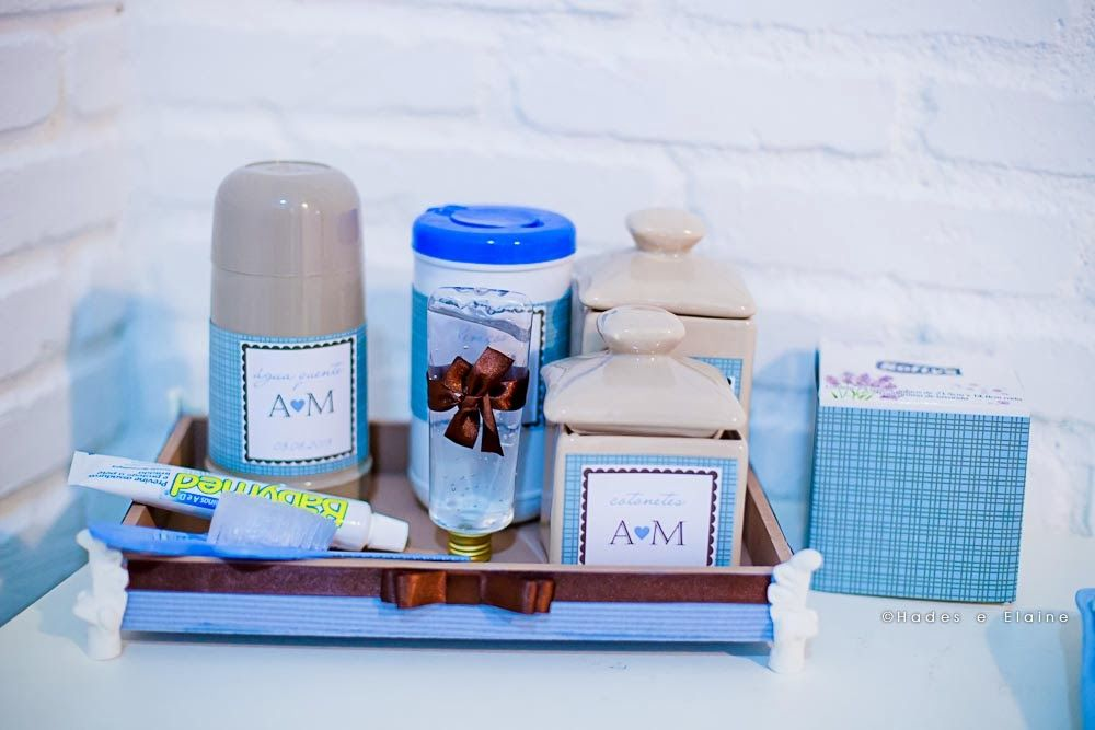 decoração - papelaria - kit banheiro - kit toalete