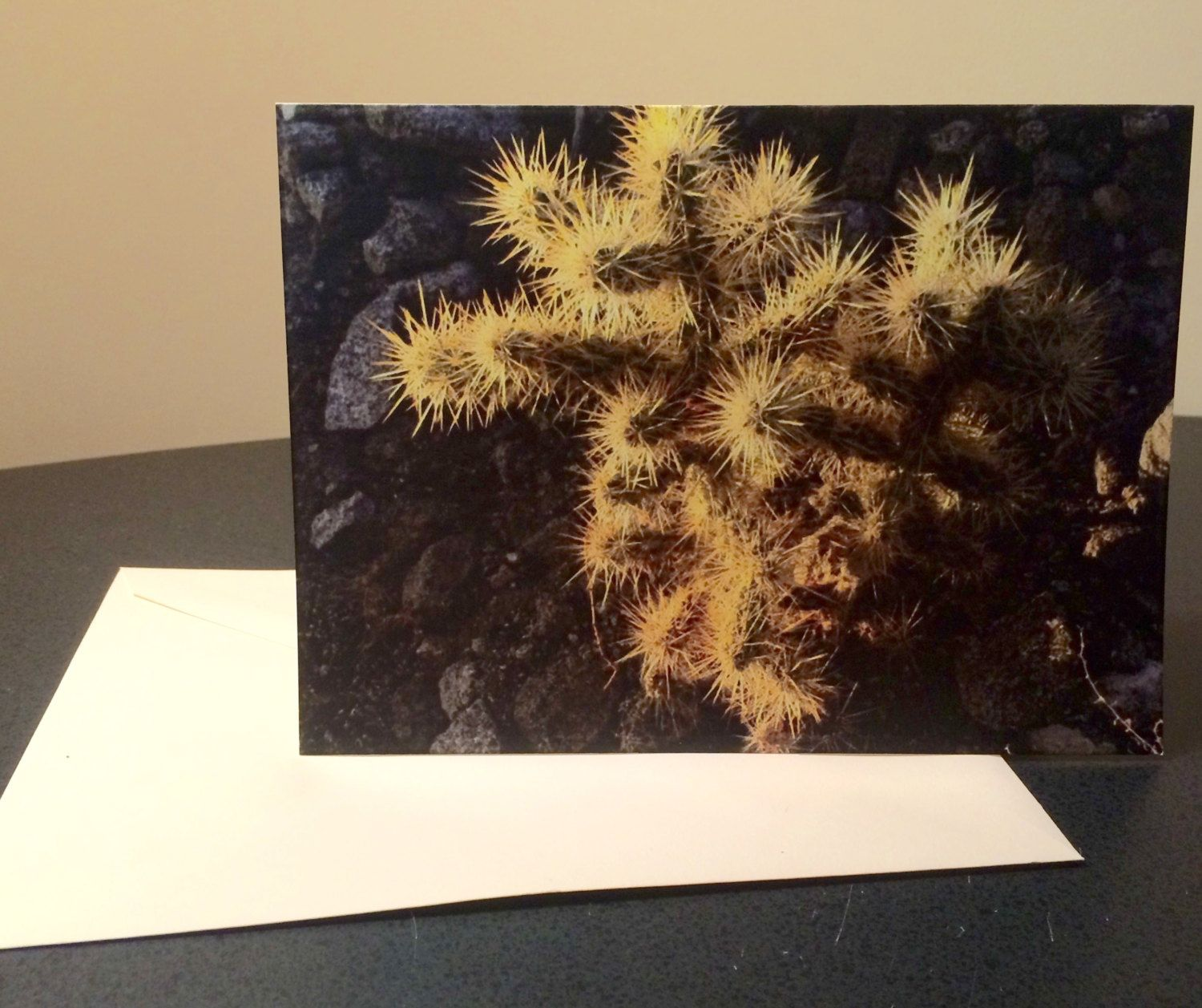 Thank You Greeting All Occasion Card Nature Design Card