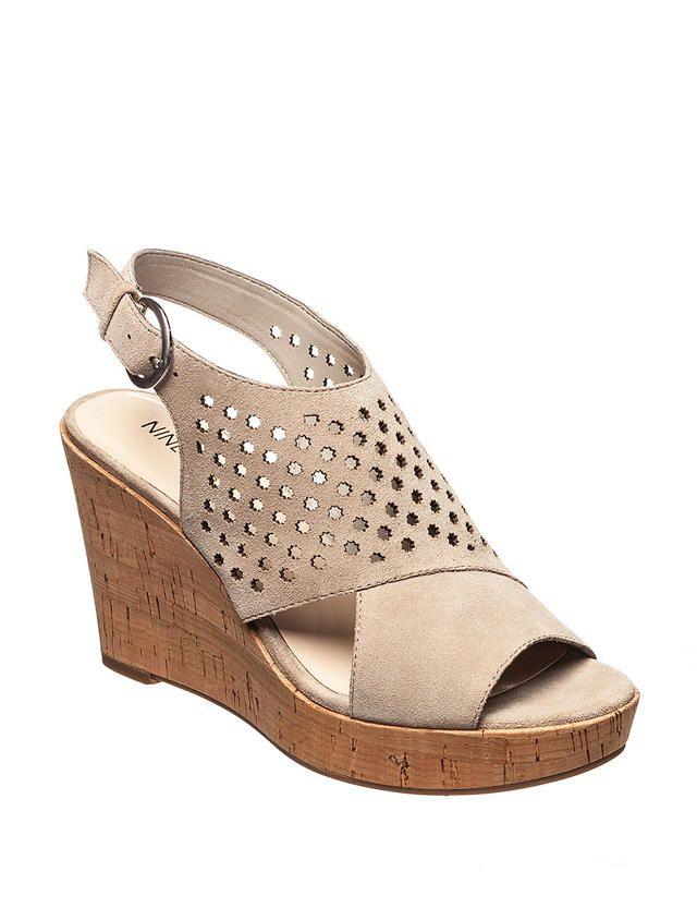 Shop today for Nine West Enright Wedge Sandals & deals on