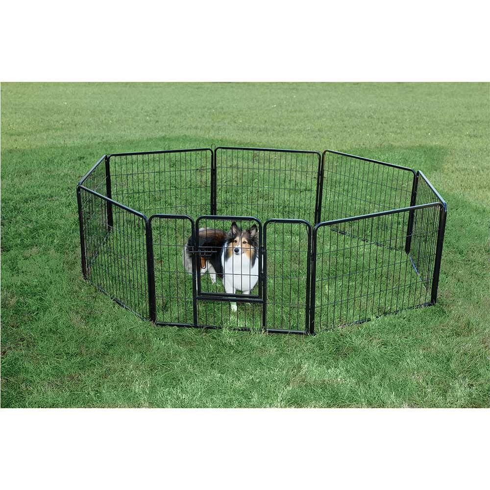 Heavy Duty Pet Fence Portable Dog Fence Pet Fence Dog Fence