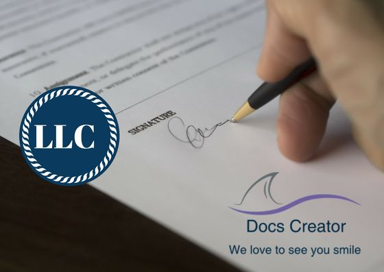 Create Your Llc Operating Agreement With Our Questionnaire We