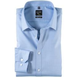 Photo of Olymp No. Seis camisas, super slim, kent urbano, azul, 40 olimpymp