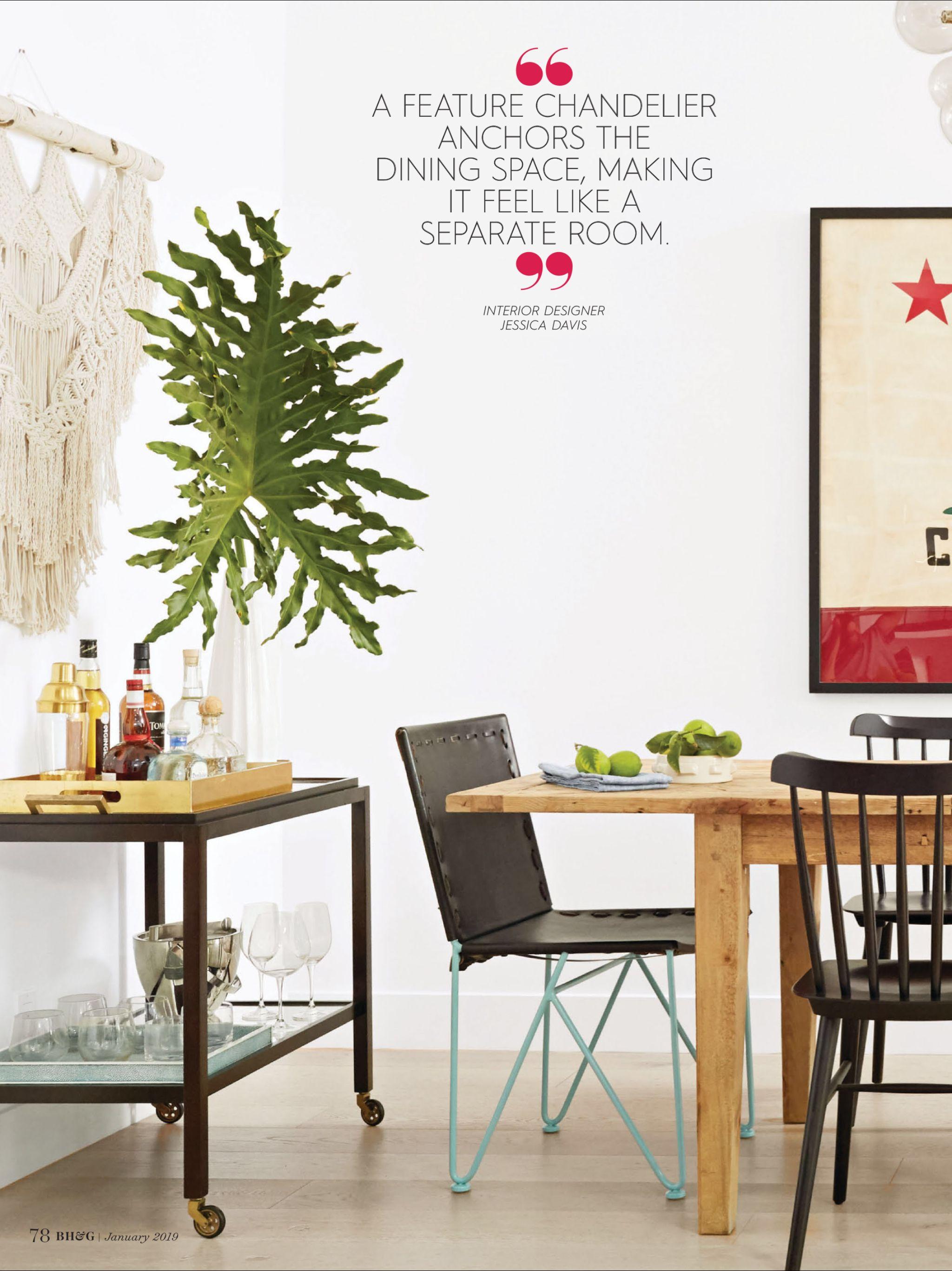 January 2019 Better Homes And Gardens Magazine