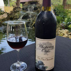 Whispering Oaks Winery >> Whispering Oaks Wine Winesofflorida Twitter Our Blueberry