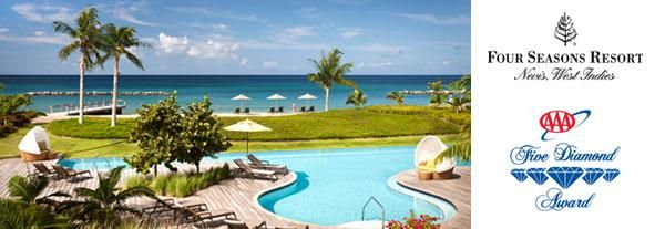 Four Seasons Resort Nevis ~ #Caribbean Summer #Sweepstakes