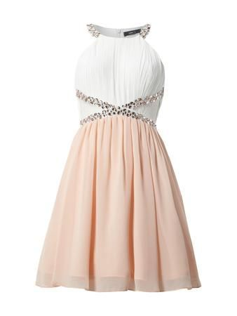 Jake S Cocktail Cocktailkleid Mit Ziersteinbesatz In Rose Online Kaufen 9403594 Cocktailkleid Jugendweihe Kleider Schone Kleider