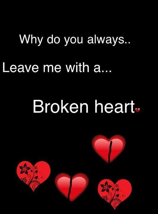 Why Broken Heart I Still Love Him You Destroyed Me Blood heart wallpaper hd