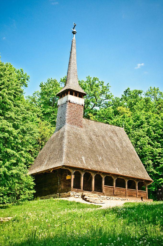 Museum of Traditional Folk Civilization Sibiu Processed