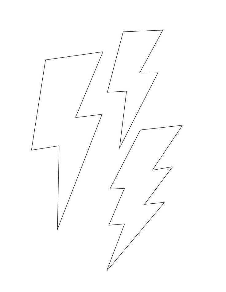 Lightning Bolt Ring Flash