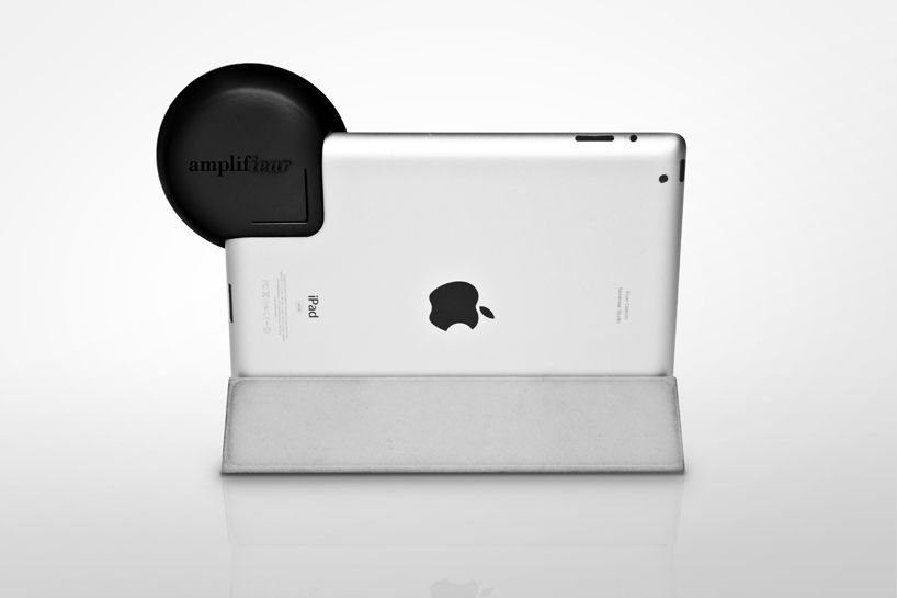 amplifiear iPad speaker booster by non linear studio | Products to