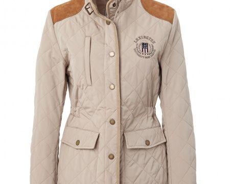 jocelyn quilted jacket