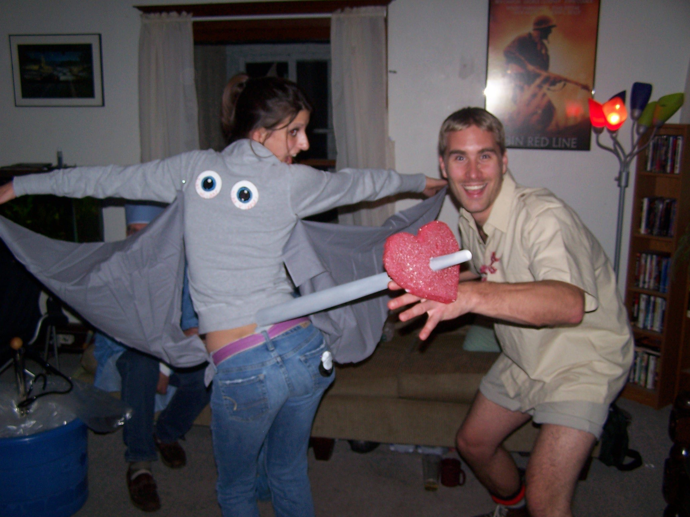 Steve Irwin and Sting Ray? Bad taste, tacky, or funny? | Halloween ...