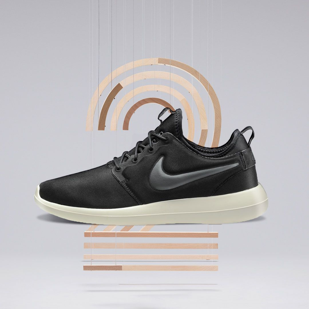433c1970a96c Nike Wmns Roshe Two Black