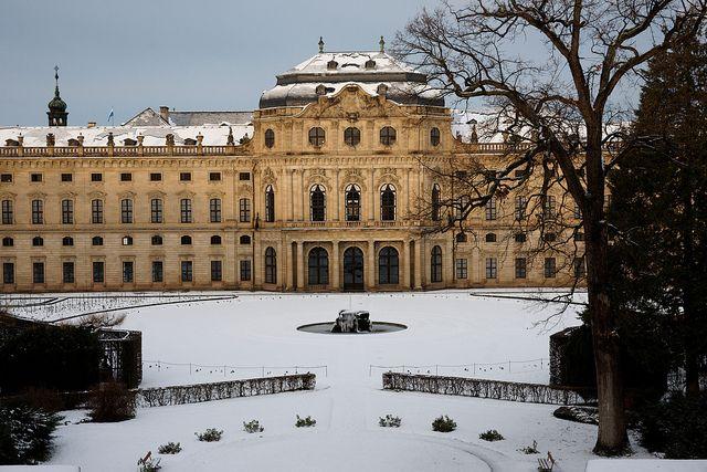 Winter in Würzburg http://www.bayern.by/bilderbuchwinter