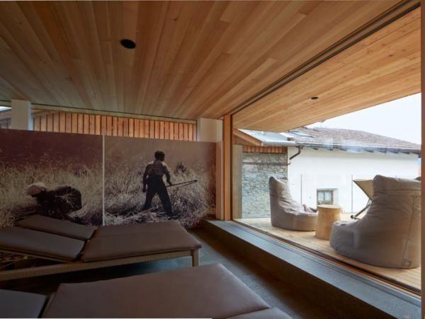 Hotel weisses Kreuz | Architekten Marx Ladurner