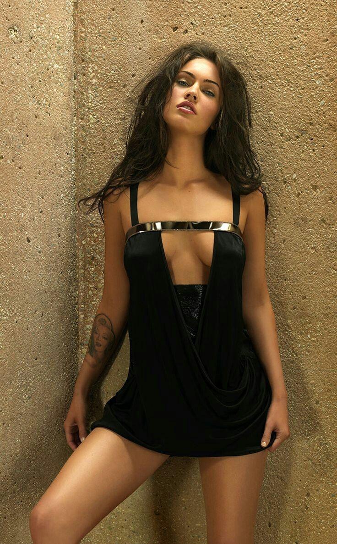 Pin by michael manila on The little Dress | Megan fox hot