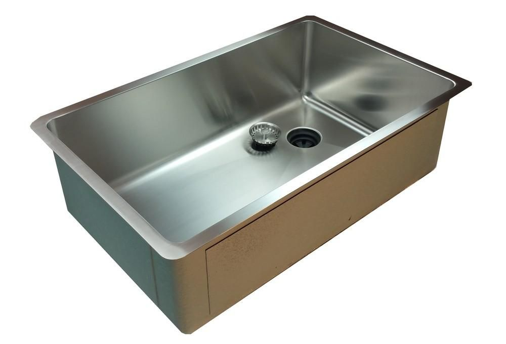 30 Sink Single Bowl Offset Drain Right 9 Depth 5s30r 9 Offset Drain Kitchen Sink Sink Kitchen Sink
