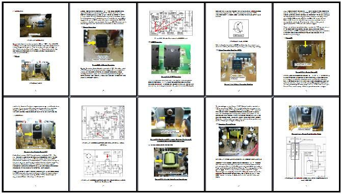 SMPS Repair Book Preview. Get easy to follow step by step PDF ...