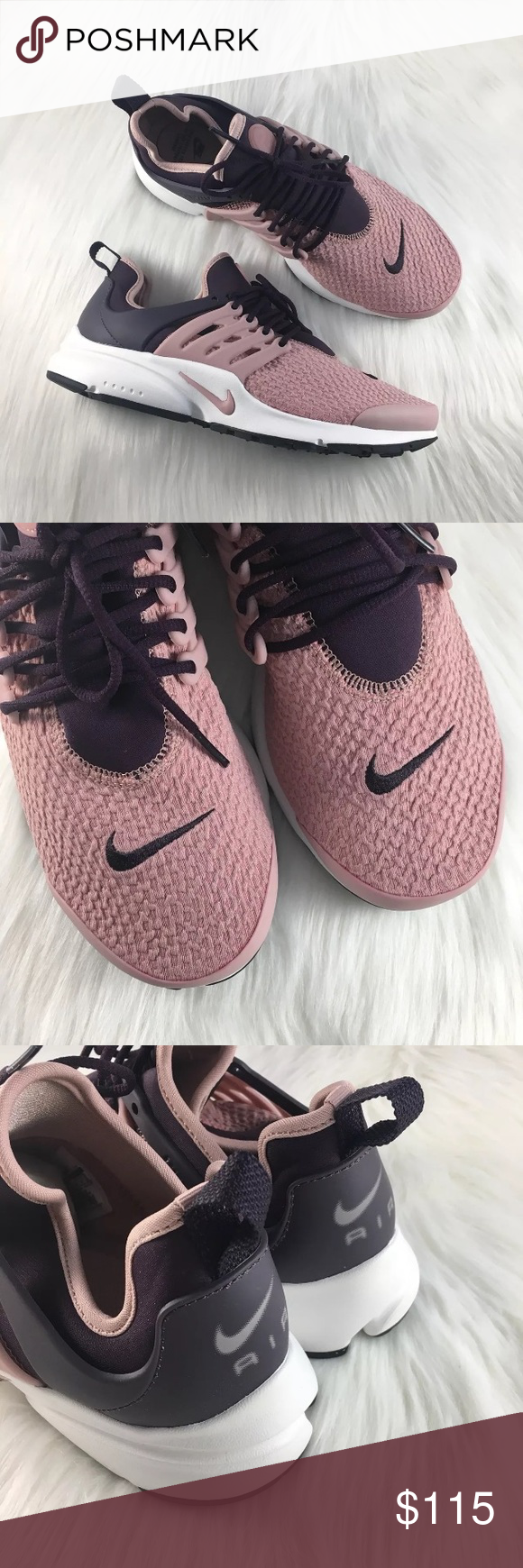 uk availability d81dd 7008b Women s Nike Air Presto Port Wine Particle Pink Women s Nike Air Presto  Port Wine Particle Pink Sneakers deliver unrivaled fit and comfort.