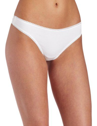 On Gossamer Women`s Cabana Pima Hip G-Thong $11.99