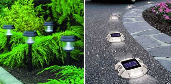 Marvelous Solar Power Garden Lights Bu0026q