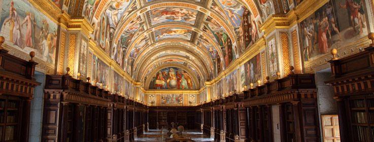 Real Sitio De San Lorenzo De El Escorial Patrimonio Nacional Patrimonio Nacional Monasterios Palacios